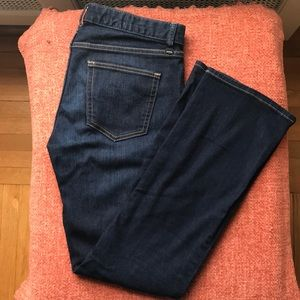 Gap perfect boot cut jeans 28s